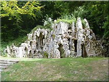 ST9326 : Old Wardour Castle [11] by Michael Dibb