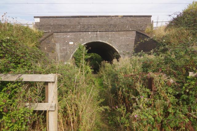 Bridleway to Horton