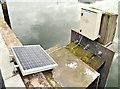J3474 : Solar panel, Donegall Quay, Belfast (September 2018) by Albert Bridge