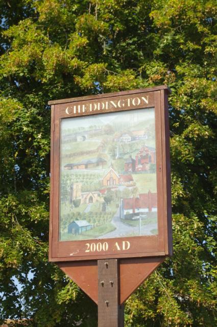 Cheddington - 2000 AD