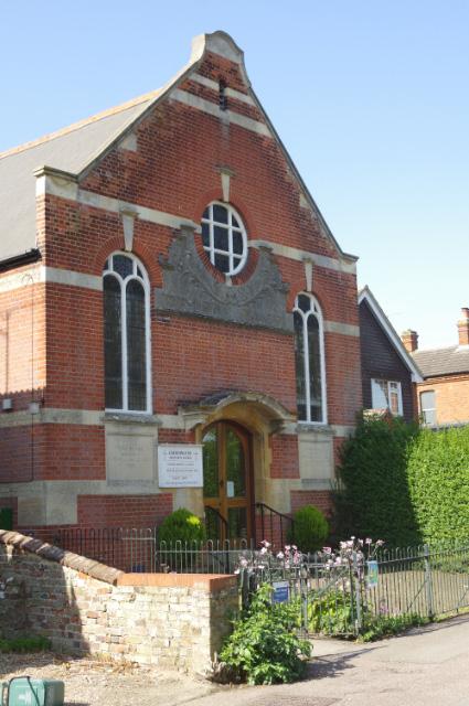 Cheddington Methodist Church