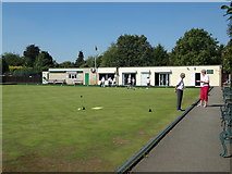 TL7205 : Great Baddow Bowling Club Pavilion by Adrian Cable