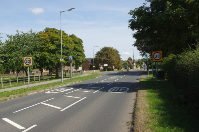 Marsworth Road, Pitstone