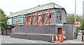 """J3773 : The """"Clay Oven"""", Ballyhackamore, Belfast (September 2018) by Albert Bridge"""