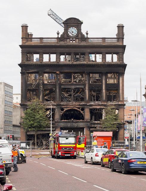 The Bank Buildings, Belfast