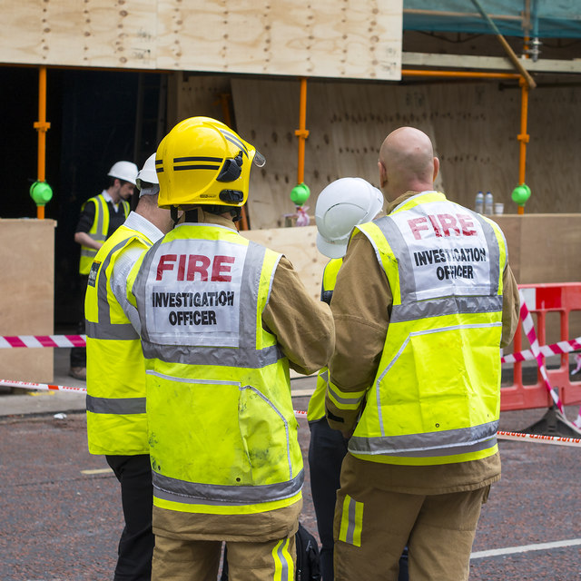 Fire Investigation Officers, Belfast