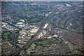 TQ2572 : London Borough of Merton : Wimbledon Park Scenery by Lewis Clarke