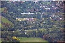 TQ1773 : London Borough of Richmond upon Thames : Petersham Scenery by Lewis Clarke