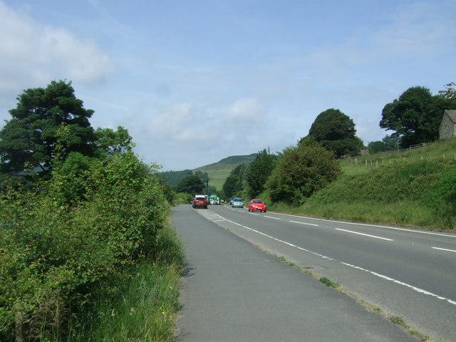 A57, Ashopton