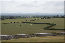 S0741 : View from The Rock of Cashel by N Chadwick
