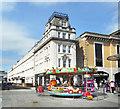 SU4111 : Carousel, Above Bar Street by Des Blenkinsopp