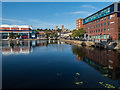 SK9771 : Brayford Pool, Lincoln by Oliver Mills