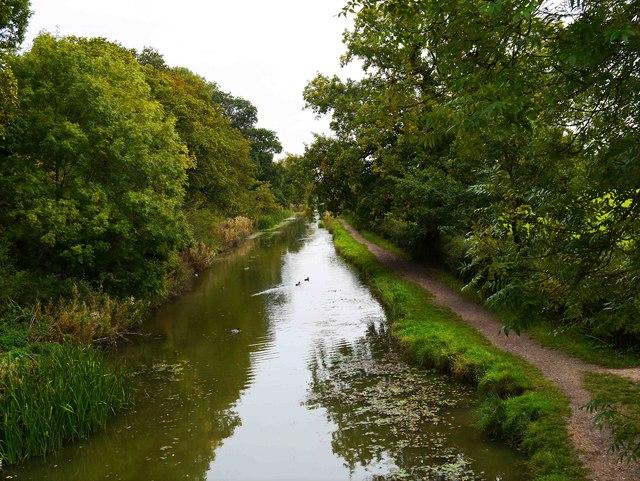 Wilts & Berks Canal, Royal Wootton Bassett, Wilts