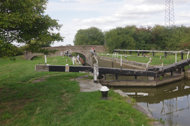 Ivinghoe Top Lock, Grand Union Canal