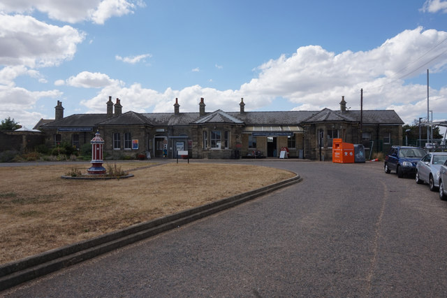 Harwich Town Railway Station