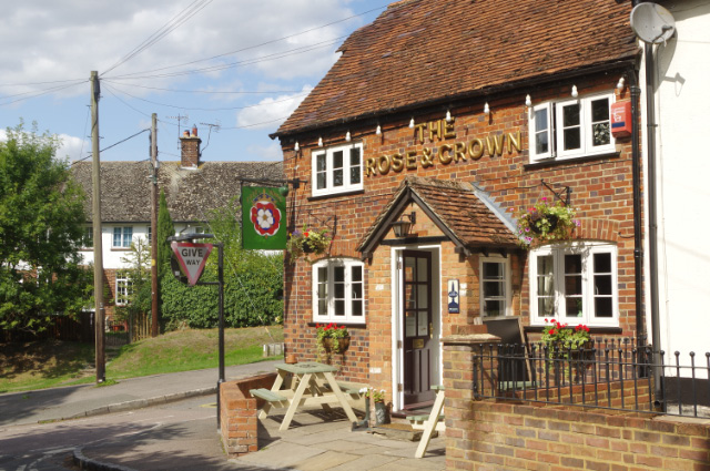 The Rose and Crown, Ivinghoe
