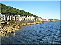 NS1055 : Kilchattan Bay, Isle of Bute by G Laird