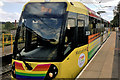SD7807 : Rainbow Tram at Radcliffe by David Dixon