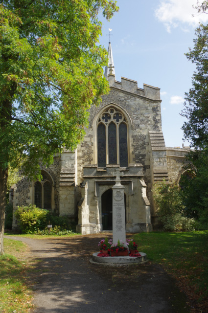 The Church of St Mary the Virgin, Ivinghoe