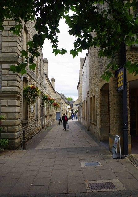 Langdale Gate, Witney, Oxon