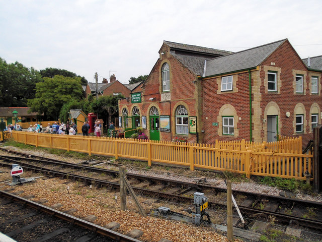 Museum at Havenstreet station