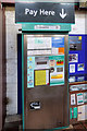 SD8010 : Thorn-EMI Metrolink Ticket Machine (1992) by David Dixon