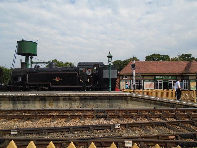 Havenstreet Station