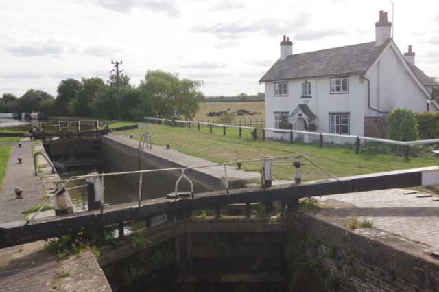 Horton Lock, Grand Union Canal