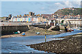 SN5780 : Aberystwyth Harbour by Ian Capper