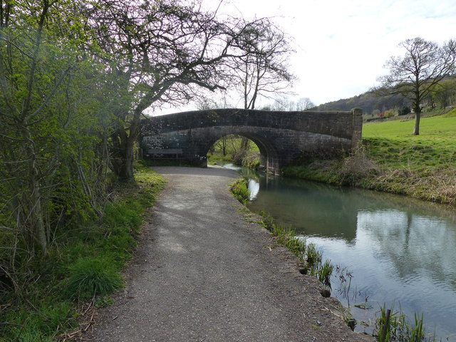 Bridge over Cromford Canal