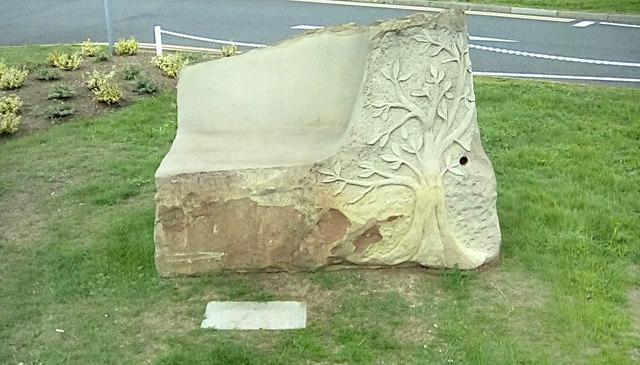 Yorkstone Sculpture