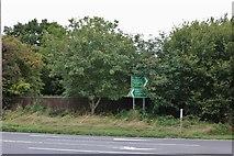 SU9321 : The A272, Halfway Bridge by David Howard
