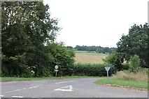 SU9421 : Dean Lane, Halfway Bridge by David Howard