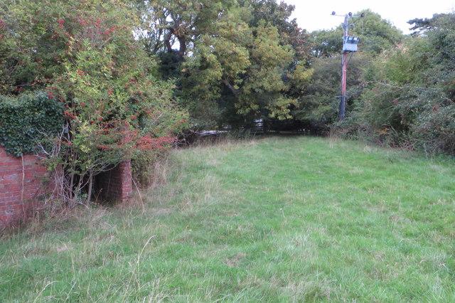 Bridleway to Steane Park