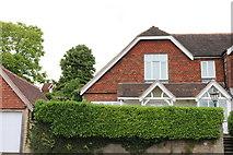 SU9621 : House on the A272, Tillington by David Howard