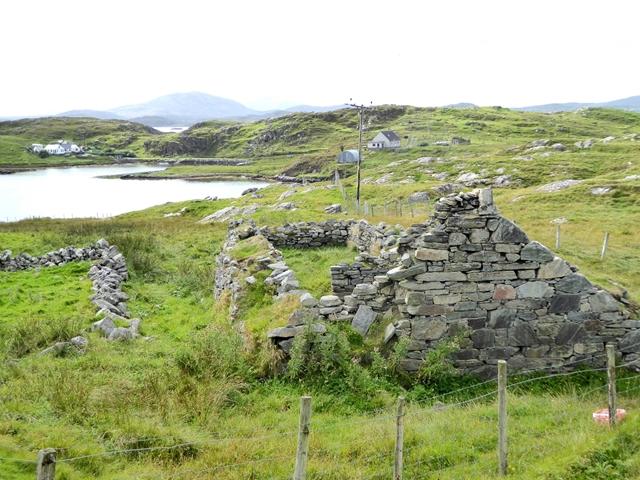 Ruin at Tobson