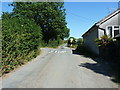 SJ2523 : Cefn Lane crosses Blodwel Bank by Richard Law