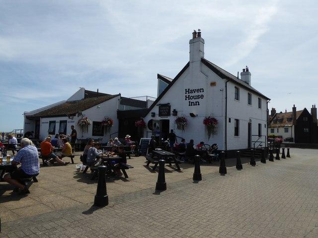 Haven House Inn, Mudeford Quay