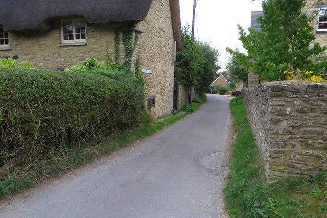 Sparrow Corner, Hinton-in-the-Hedges