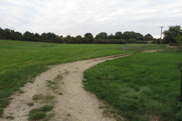 Hinton cricket ground