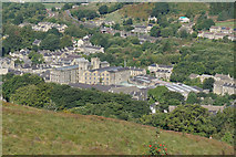 SE0511 : Marsden from Round Hill by Ian S