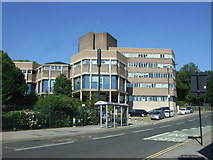 SK3487 : University of Sheffield Geography building by JThomas