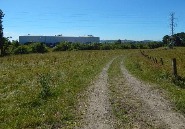 Path at Kilmalid