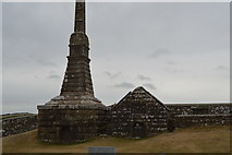 S0740 : Tombs, Rock of Cashel by N Chadwick