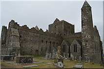 S0740 : The Cathedral and Round Tower by N Chadwick