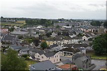S0740 : Roofscape, Cashel by N Chadwick