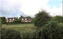 SU4358 : Houses on Highclere Street, Hollington Cross by David Howard