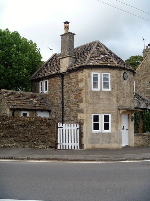 Acton Turville houses [1]
