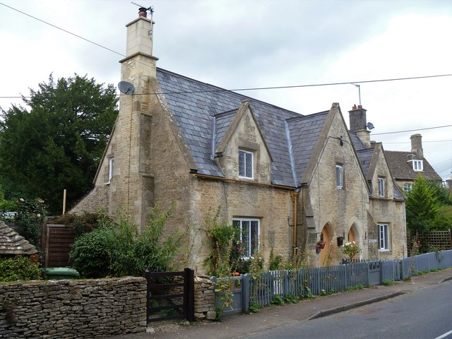 Acton Turville houses [6]