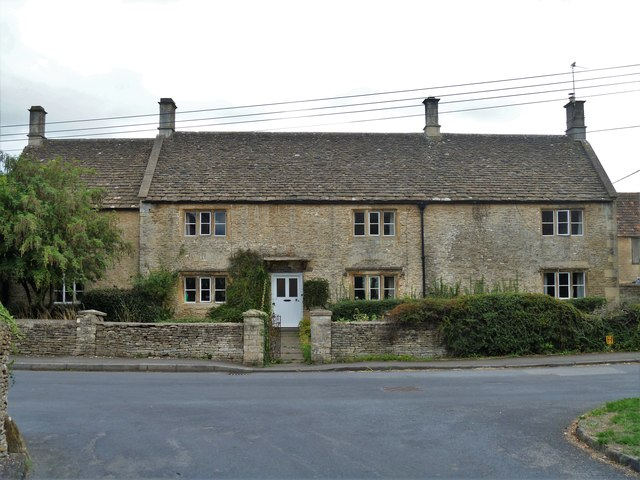 Acton Turville houses [7]